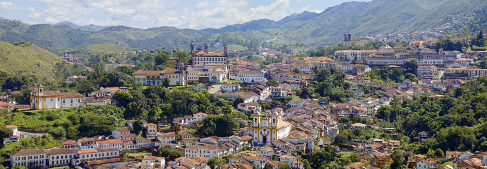 Old town of Ouro Preto